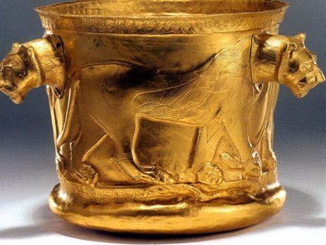 تاریخچه طلا و جواهرات در ایران