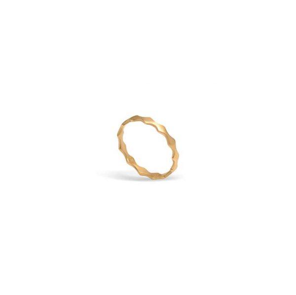 انگشتر طلا طرح دالبر