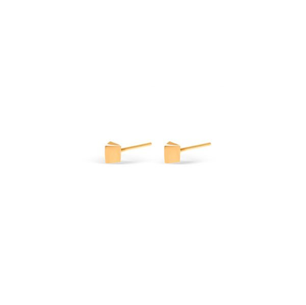 گوشواره طلا منشور