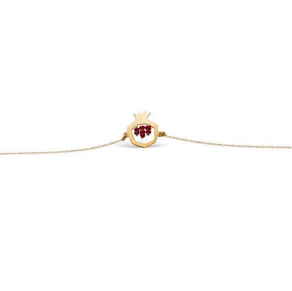 دستبند طلا ناردون
