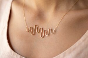 گردنبند طلا چالوس