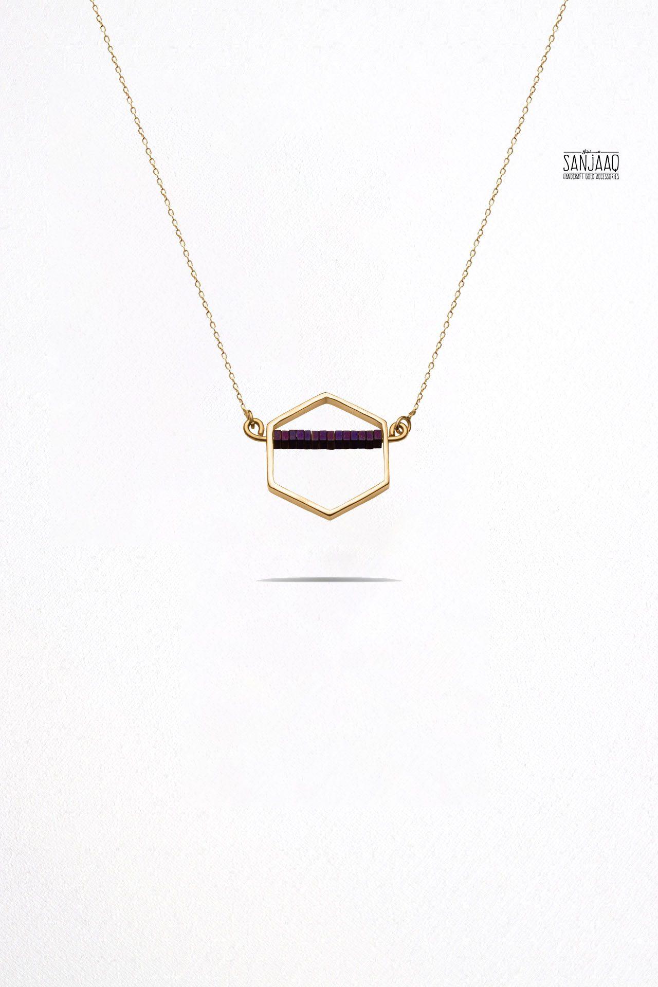 گردنبند طلا تار