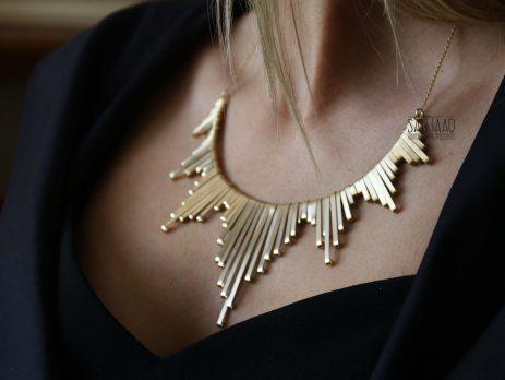 گردنبند طلا تابش