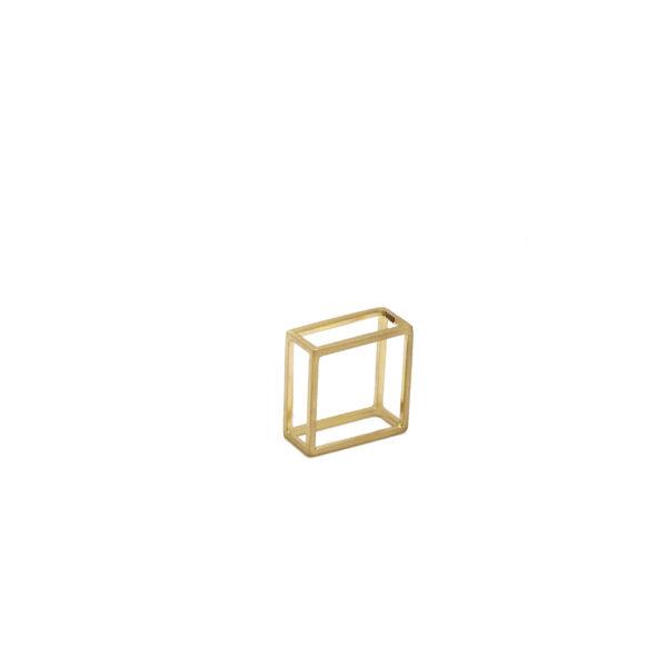 انگشتر طلا مکعب