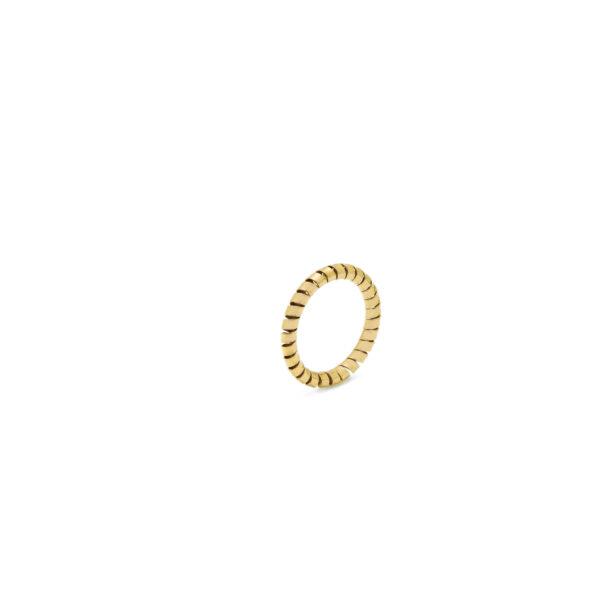 انگشتر طلا اسپیرال