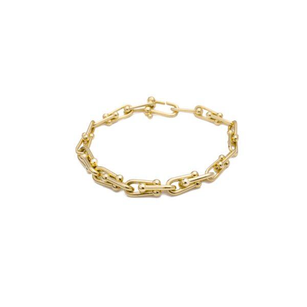 دستبند طلا تیفانی