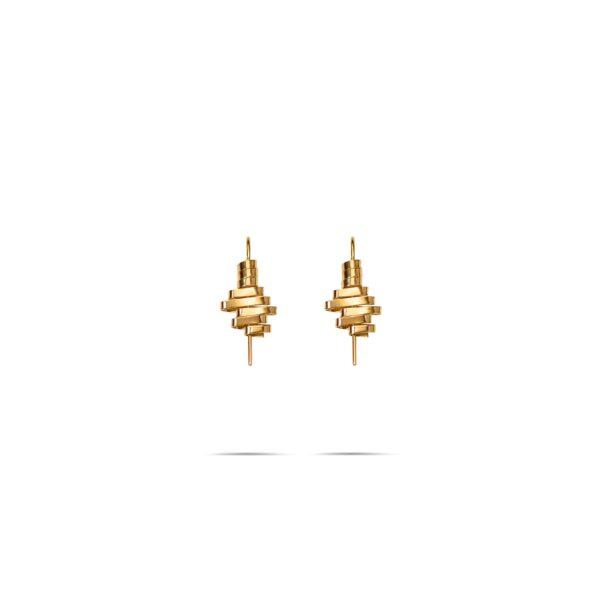 گوشواره طلا فرکانس