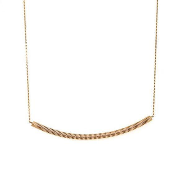 گردنبند طلا اسپرینگ