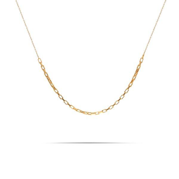 گردنبند طلا فلامینگو
