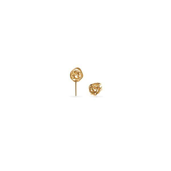 گوشواره طلا کاموا